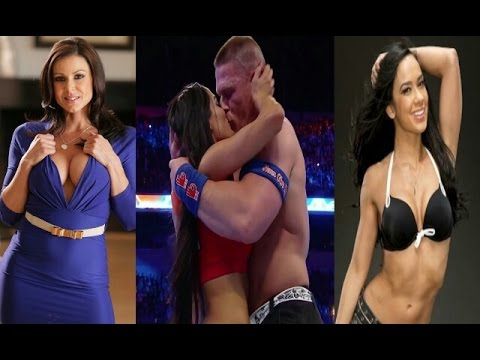 F0 9f 98 A8 8 Hottest Womens Divas John Cena Has Had Affair With 2017 John Cenas Top