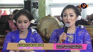 LADRANG AYUN AYUN GOBYOK - LIVE SHOW CAMPURSARI PENDOPO KANG TEDJO, KLATEN 9 FEBRUARI 2020