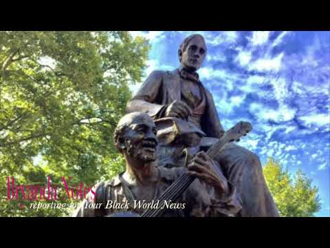 Pittsburg Officials Undecided About Removing Minstrel Composer's Statue Featuring Enslaved Black Man