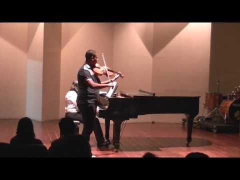 Viola Concerto in E-flat major, Allegro, Carl Friedrich Zelter - Rafael Nunes