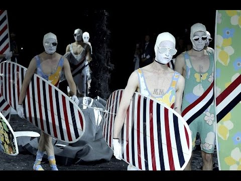 Thom Browne | Spring Summer 2017 Full Fashion Show | Exclusive