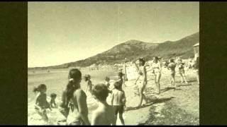 Colonia Marina Sant'Antioco - Gli anni 40