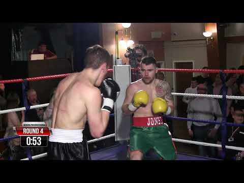 Callum Webber vs Gethin Jones