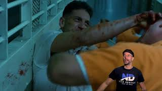 The Punisher Prison Fight Scene with Nick Drossos [S1E7]