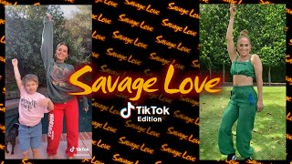 Savage Love Official Music Video - TikTok edition