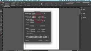 ٥- الدرس الخامس - InDesign CC 2015 - حفظ الإعدادات المفضلة