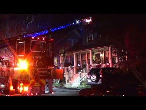 Alexandria, Virginia Fire Department, December 24, 2017