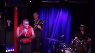 JANINE JOHNSON  - PASSION  - LIVE@ PIZZA EXPRESS JAZZ CLUB