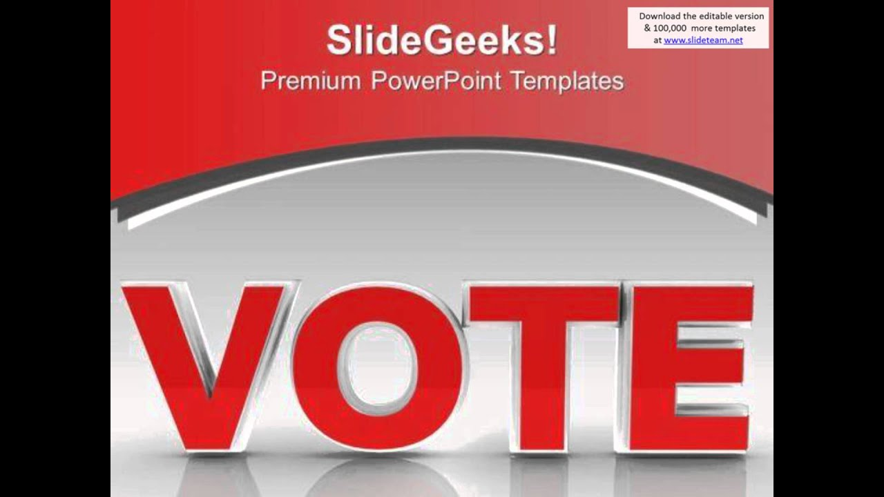 Time to vote presidential elections government powerpoint templates time to vote presidential elections government powerpoint templates ppt backgrounds for slides 1112 toneelgroepblik Choice Image