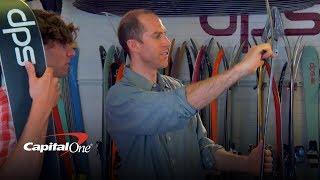 Creating A Ski Gear Business - #SmallBizProud | Capital One