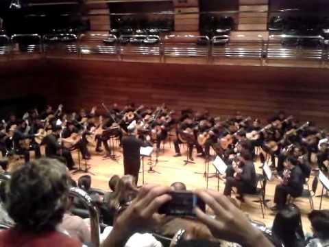 Barlovento eduardo serrano orquesta de guitarras del for Conservatorio simon bolivar blog