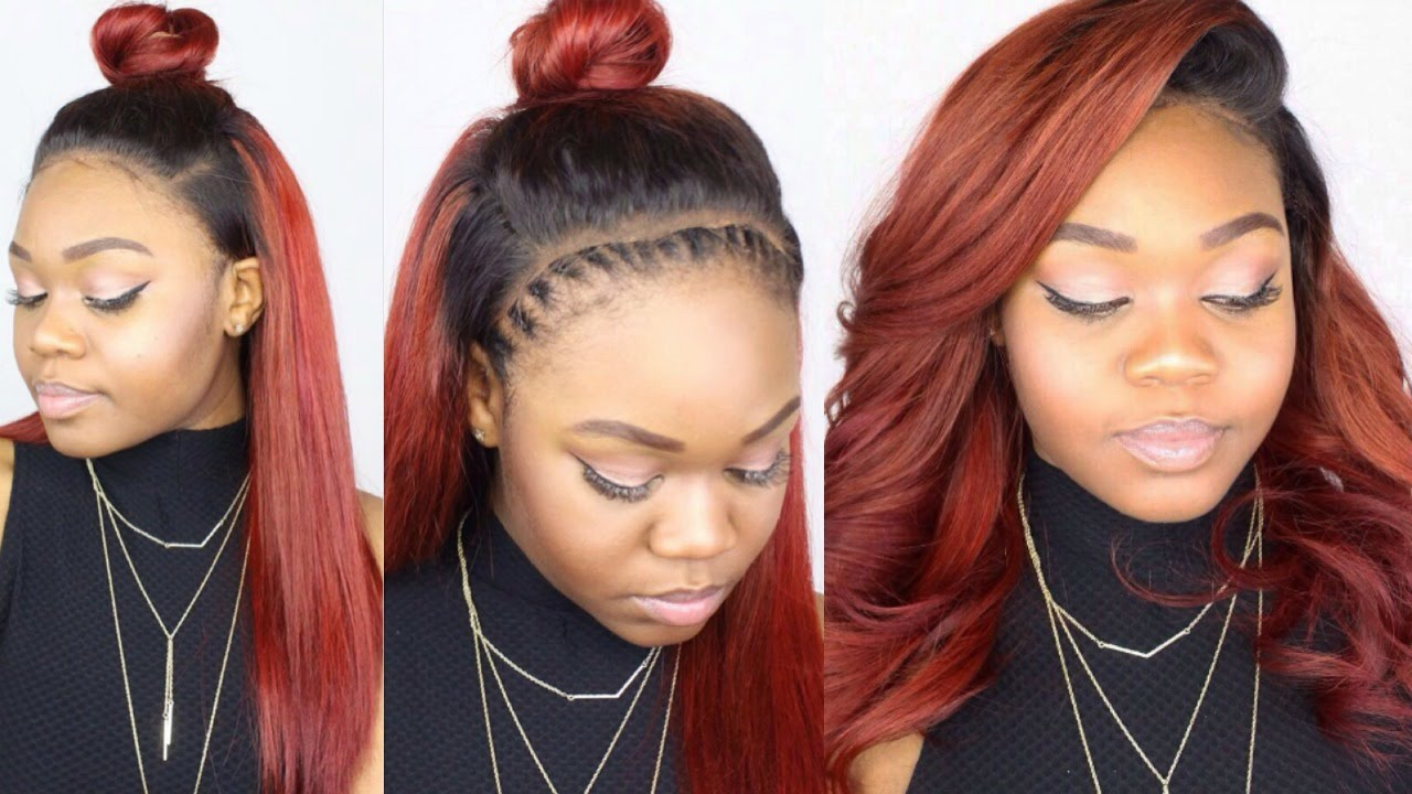 Bad weave hairstyles