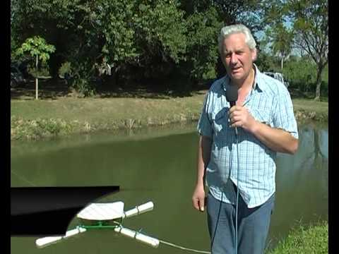 aireadores de estanque a energ a solar y comederos de On como oxigenar el agua de un estanque para peces