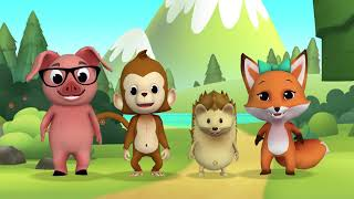 Animal Island Learning Adventure (AILA) Preschool Learning System | Learning Session