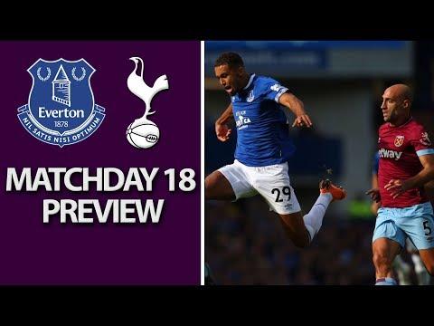 Everton v. Tottenham | PREMIER LEAGUE MATCH PREVIEW | 12/23/18 | NBC Sports