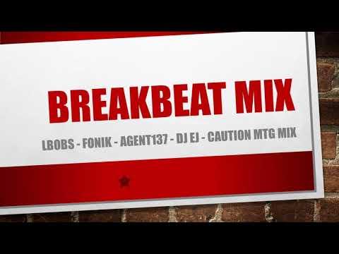 LBOBs - Fonik - AGENT137 - Dj Ej - Caution MTG | Breakbeat Mix