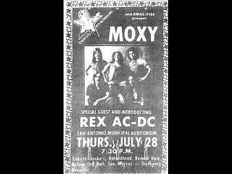 "MOXY  ""I'll Set You on Fire"" 1977"