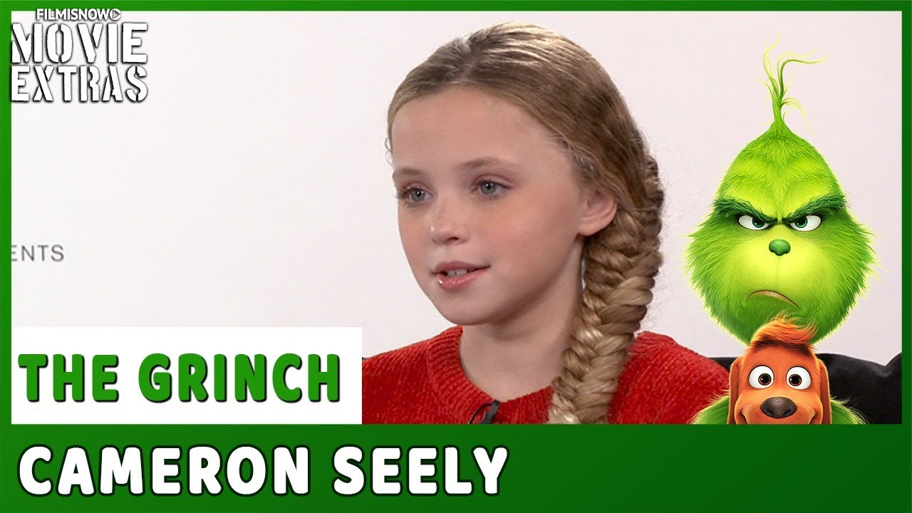 The Grinch Cameron Seely Talks About Her Experience Making The Movie Youtube Watch online free cameron seely movies | putlocker on putlocker 2019 new site in hd without downloading or registration. the grinch cameron seely talks about her experience making the movie