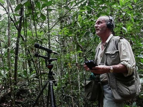 Man going deaf after lifelong search for nature's sounds