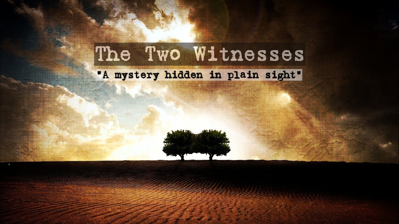 The Two Witnesses - A mystery hidden in plain sight - Full Movie