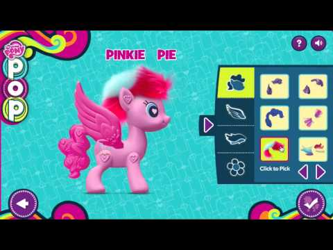 Pop Pony Maker - My Little Pony Games
