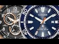 Top 10 Citizen Watches for Men - Best Christmas and Holiday Gift for Him