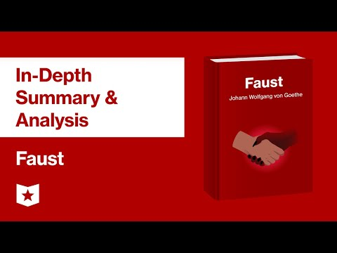 Faust (Parts 1 and 2) by Johann Wolfgang von Goethe | In-Depth Summary & Analysis