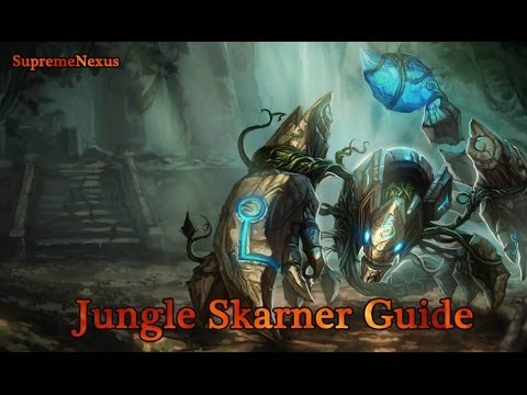 SupremeNexus - Jungle Skarner Guide