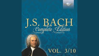 Concerto in C Major, BWV 984: III. Chaconne. Allegro assai