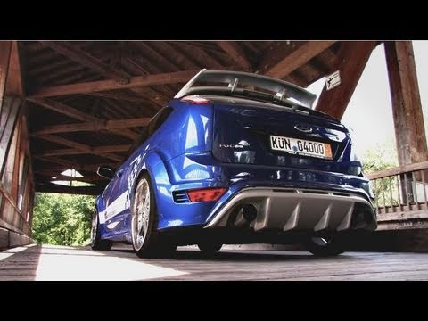 ford focus rs tuning by wolf racing youtube. Black Bedroom Furniture Sets. Home Design Ideas