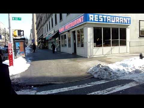 Seinfeld's Tom's Restaurant. 2880 Broadway 112th Street