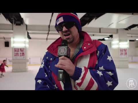 Donnie Does Olympics: The Asterisk On Ice Feat. USA Men's Hockey Team
