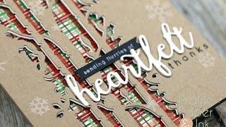SSS DieCember Blog Hop | AmyR 2016 Christmas Card Series #13