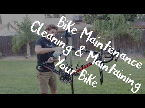 Bike Maintenance - Washing Your Bike And Checking Your Chain