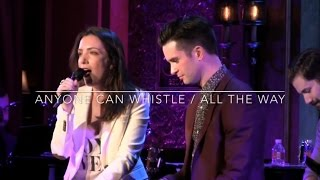 Michael Lowney and Jessica Fontana - Anyone Can Whistle/All the Way