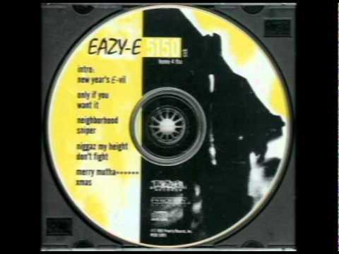 Eazy-E - Holla Back (Instrumental) (unreleased) 1992