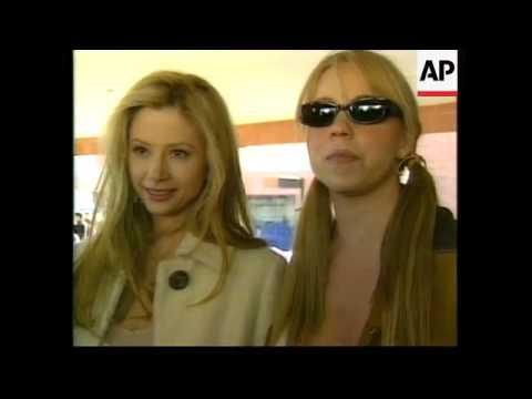 Mariah Carey At Sundance 2002