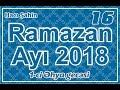 Hacı Şahin Ramazan Ayı Söhbəti 16 1 Ci Əhya Gecəsi 03 06 2018 mp3