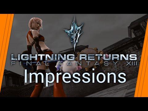 Lightning Returns Final Fantasy XIII - PC Impressions Review (FF 13 - 3)