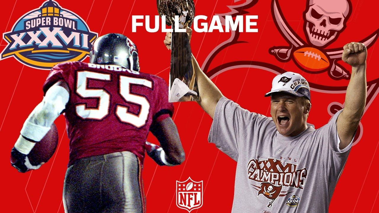 Super Bowl XXXVII: