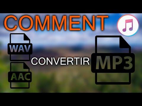 Comment Convertir un Fichier Audio en MP3 Gratuitement en utilisant iTunes