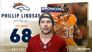 Rugby Player Reacts to PHILLIP LINDSAY (RB, Broncos) #68 The NFL's Top 100 Players of 2019!