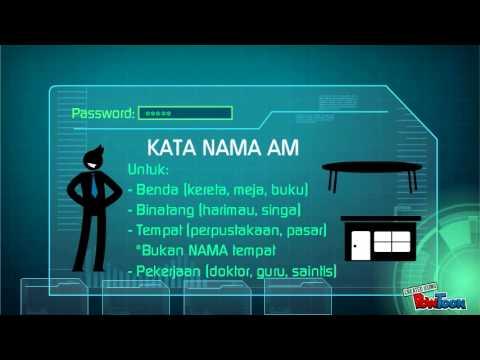Kata Nama Am Khas Youtube