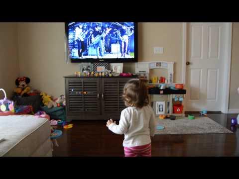 Ella Dances to Uncle Peter & The Vigilance Committee