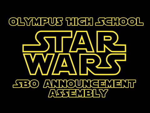 Olympus High School: The Force Awakens pt.1