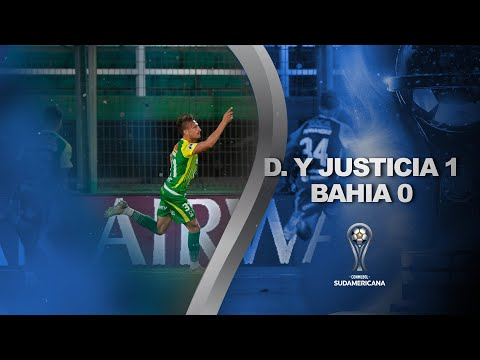 Defensa y Justicia Bahia Goals And Highlights
