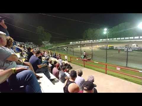 Port City Raceway Sportsman A feature 06/08/2019