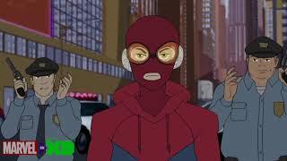 Sneak Peak at Marvel's Spider-Man on Disney XD