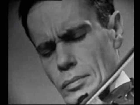 Leonid Kogan Introduction and variations on 'Di tanti palpiti' from Rossini's 'Tancredi' Op 13