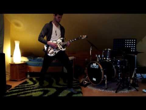 Nulldb - Endzeit, Gitarren-Cover JuRoeMusic